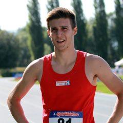 Andrea Grandis campione italiano degli 800 metri!