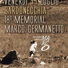 Memorial Marco Germanetto: il programma ufficiale