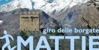 Giro delle borgate di Mattie – 8 luglio 2018